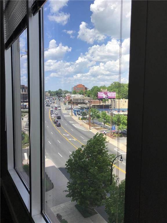 1820 Peachtree Street NW #505, Atlanta, GA 30309 (MLS #6888869) :: North Atlanta Home Team