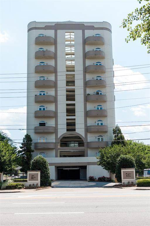 2161 Peachtree Road NE #303, Atlanta, GA 30309 (MLS #6891394) :: RE/MAX Prestige