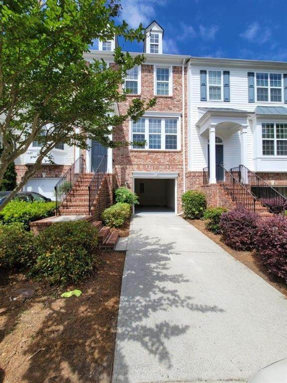 1335 Thornborough Drive, Alpharetta, GA 30004 (MLS #6891748) :: North Atlanta Home Team
