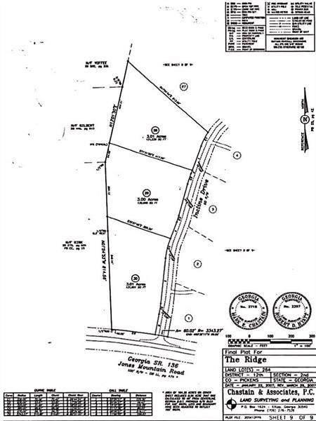 Lot 29 Incline Drive, Jasper, GA 30143 (MLS #6892016) :: AlpharettaZen Expert Home Advisors