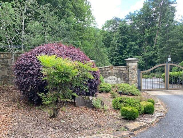 0 Northland Trail, Ellijay, GA 30536 (MLS #6892051) :: Kennesaw Life Real Estate