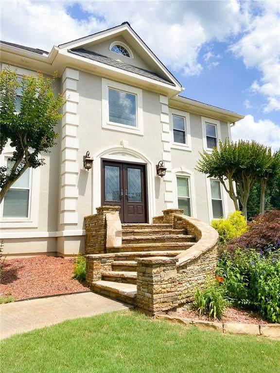750 James Circle, Lawrenceville, GA 30046 (MLS #6892210) :: North Atlanta Home Team