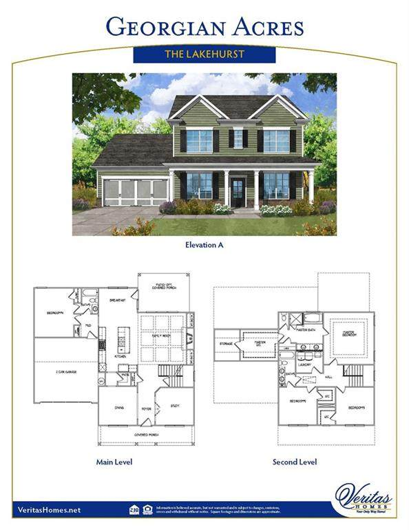 4870 River Bottom Drive, Gainesville, GA 30507 (MLS #6892564) :: The Heyl Group at Keller Williams