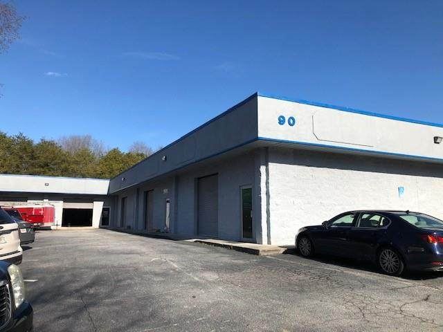 90 Grayson Industrial Parkway, Grayson, GA 30017 (MLS #6894008) :: The Hinsons - Mike Hinson & Harriet Hinson