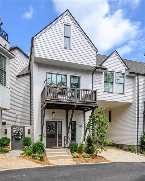 260 Colebrook Street NE, Atlanta, GA 30307 (MLS #6894302) :: Kennesaw Life Real Estate