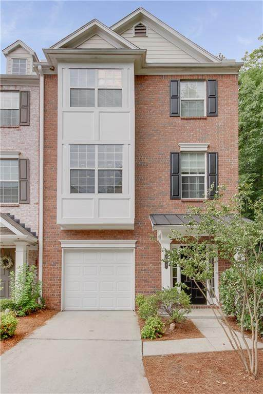 638 Pember Point #638, Sandy Springs, GA 30350 (MLS #6894543) :: North Atlanta Home Team