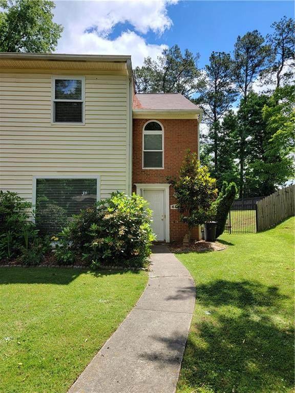 640 Coventry Township Lane, Marietta, GA 30062 (MLS #6894604) :: The Huffaker Group