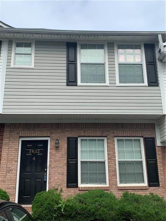 3612 Ginnis Road #4, Atlanta, GA 30331 (MLS #6894676) :: North Atlanta Home Team