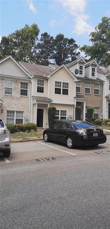 374 Berckman Drive #61, Lilburn, GA 30047 (MLS #6894895) :: North Atlanta Home Team