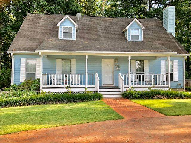8363 Lake Drive, Snellville, GA 30039 (MLS #6894961) :: Oliver & Associates Realty