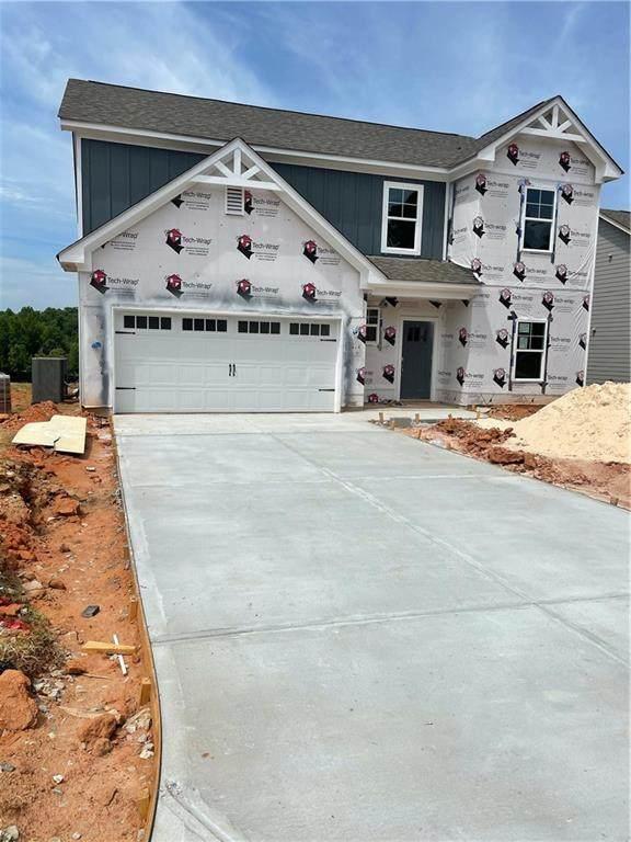 1342 Woods Lane, Jefferson, GA 30549 (MLS #6895155) :: North Atlanta Home Team