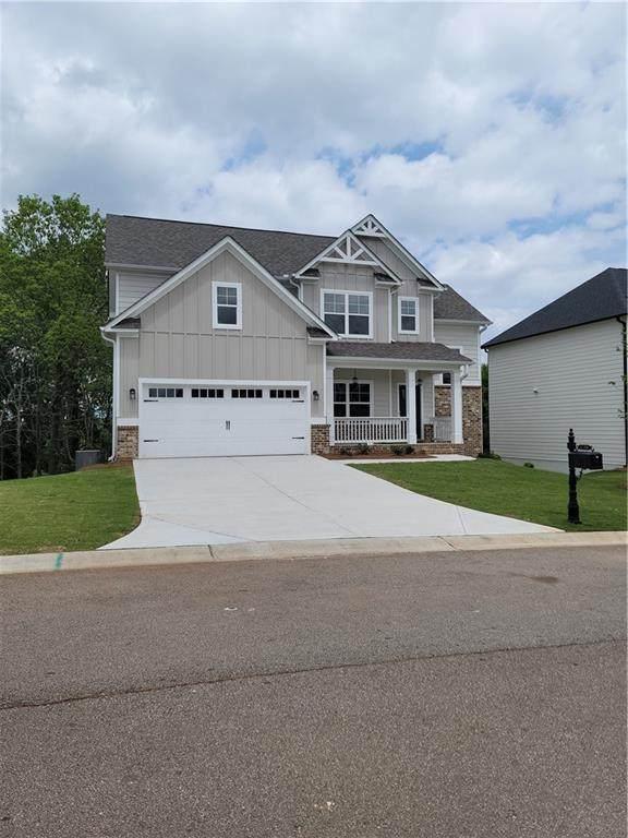 1328 Woods Lane, Jefferson, GA 30549 (MLS #6895165) :: North Atlanta Home Team