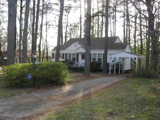1395 Midview Drive, Decatur, GA 30032 (MLS #6895599) :: Lucido Global
