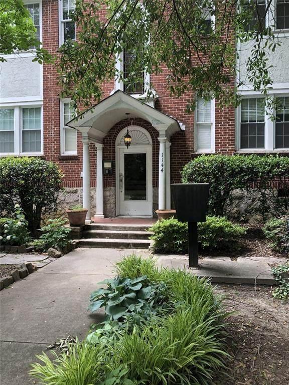 1144 Blue Ridge Avenue NE #10, Atlanta, GA 30306 (MLS #6895658) :: Dillard and Company Realty Group
