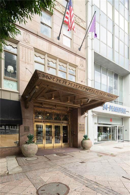 32 Peachtree Street NW #1703, Atlanta, GA 30303 (MLS #6896040) :: The Hinsons - Mike Hinson & Harriet Hinson