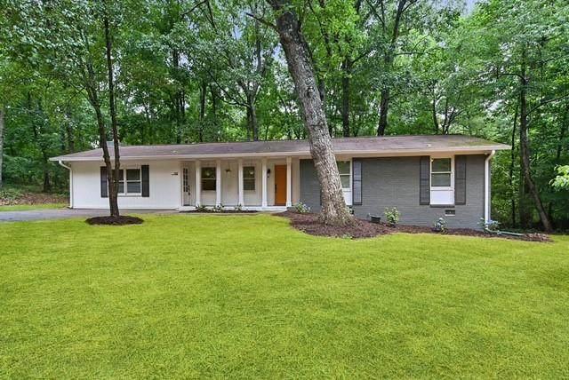 109 Juniper Street, Roswell, GA 30075 (MLS #6896795) :: North Atlanta Home Team