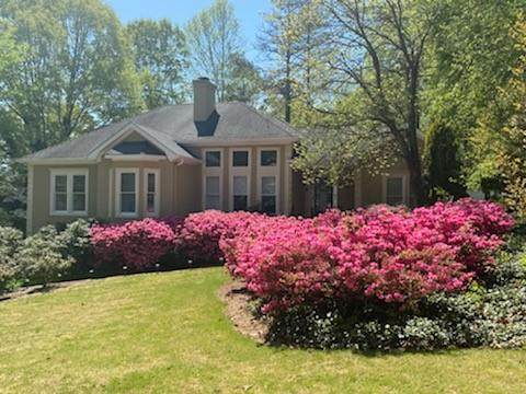 3 Coventry Dr., Rome, GA 30161 (MLS #6897290) :: The Heyl Group at Keller Williams