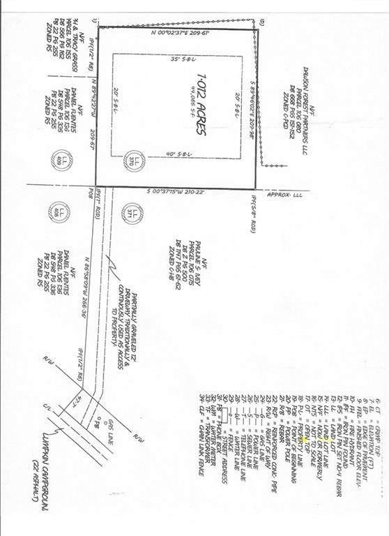 0 Lumpkin Cmpgd Road S, Dawsonville, GA 30534 (MLS #6897410) :: The Kroupa Team | Berkshire Hathaway HomeServices Georgia Properties