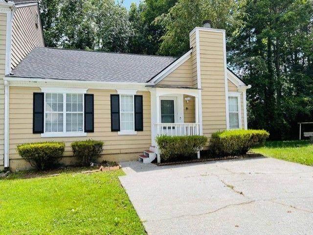 1112 Overland Hill Trace, Norcross, GA 30093 (MLS #6897664) :: North Atlanta Home Team