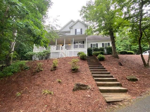181 Mountain Brook Circle, Dahlonega, GA 30533 (MLS #6897993) :: Charlie Ballard Real Estate