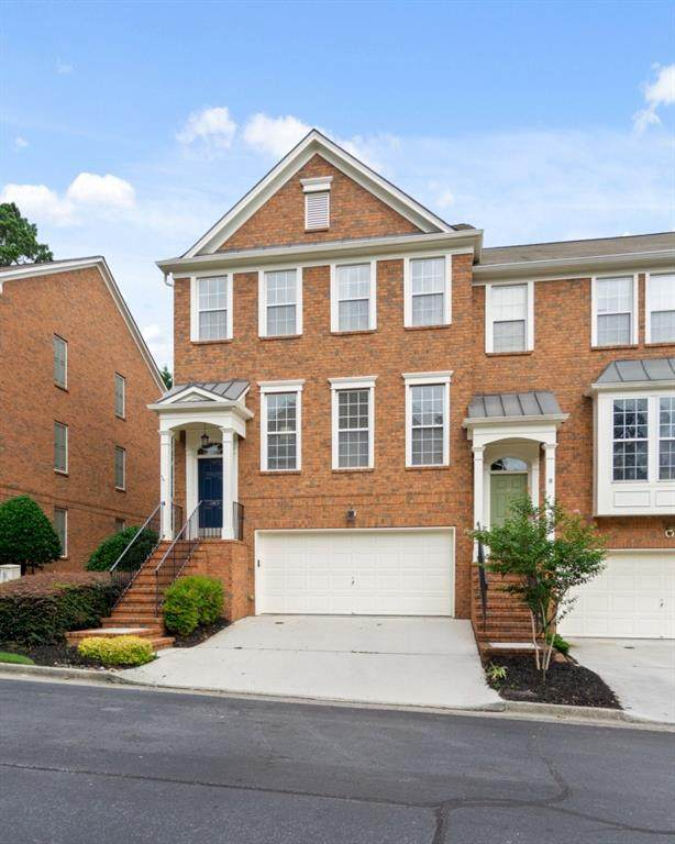 2483 Bridlewood Drive SE #9, Atlanta, GA 30339 (MLS #6898057) :: The Hinsons - Mike Hinson & Harriet Hinson