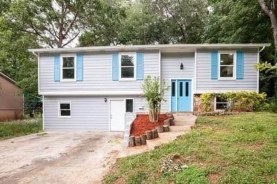 766 Burnt Creek Way NW, Lilburn, GA 30047 (MLS #6898074) :: Oliver & Associates Realty