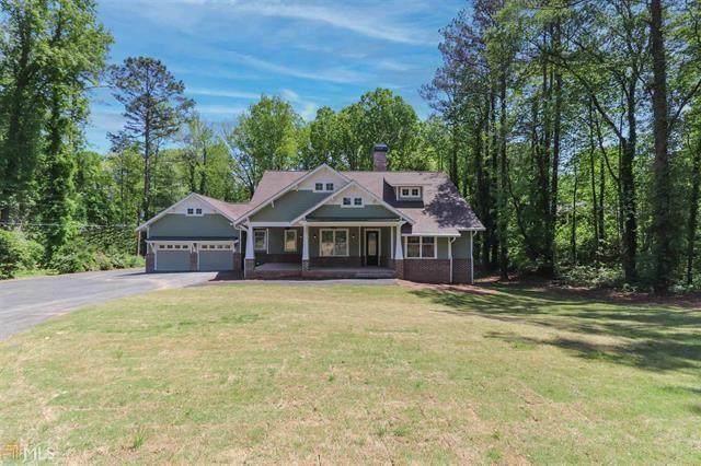 6780 Tell Road, Fairburn, GA 30213 (MLS #6898380) :: RE/MAX Paramount Properties
