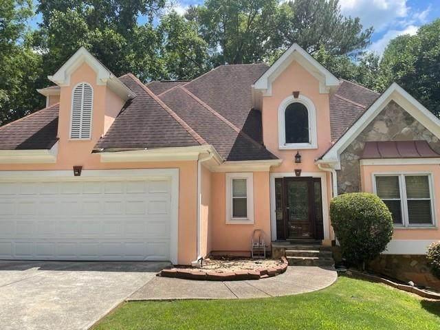 7067 Brook Side Landing, Stone Mountain, GA 30087 (MLS #6898651) :: North Atlanta Home Team