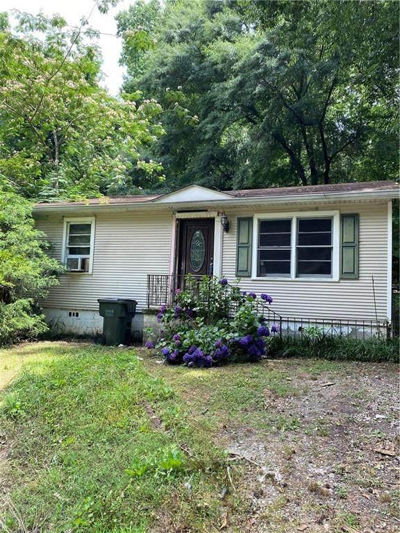 5135 SW Pinecrest Drive SW, Covington, GA 30014 (MLS #6898687) :: The Heyl Group at Keller Williams
