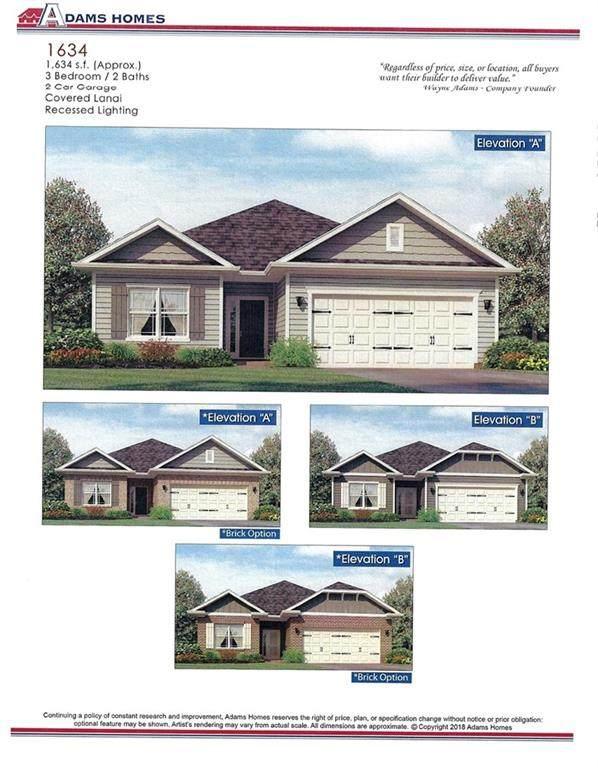 38 Pinion Drive, Dawsonville, GA 30534 (MLS #6898783) :: The Heyl Group at Keller Williams