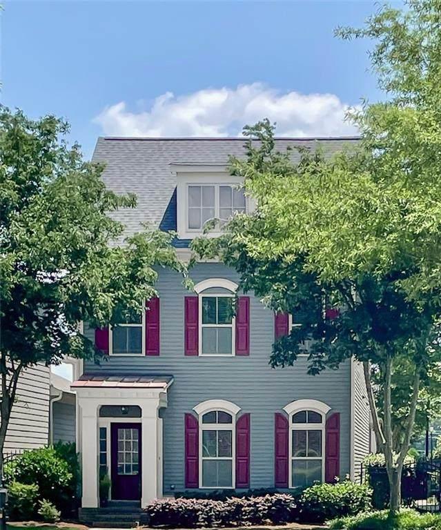 5031 La Faye Lane, Alpharetta, GA 30022 (MLS #6898847) :: Scott Fine Homes at Keller Williams First Atlanta