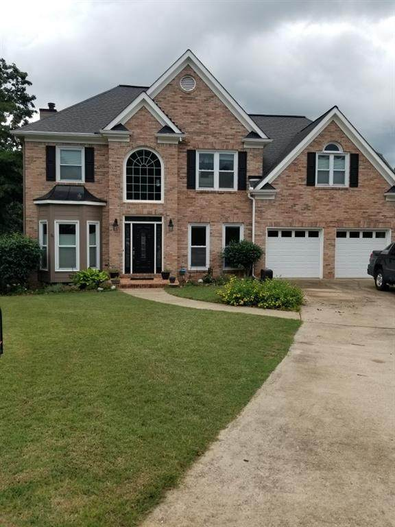 2436 Carina Terrace NW, Acworth, GA 30101 (MLS #6898925) :: North Atlanta Home Team