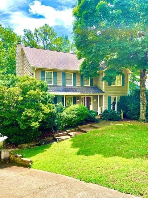 6447 Bennington Drive, Tucker, GA 30084 (MLS #6898967) :: Compass Georgia LLC