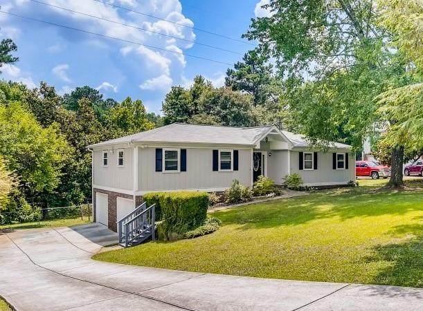 3168 Plains Way, Marietta, GA 30066 (MLS #6899138) :: Kennesaw Life Real Estate