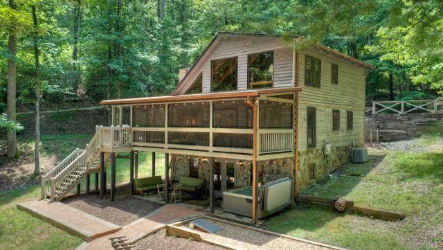 104 Tall Timber Lane, Blue Ridge, GA 30513 (MLS #6899314) :: Maria Sims Group