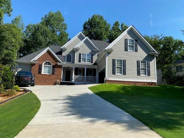 1030 Sugar Pike Way, Canton, GA 30115 (MLS #6899370) :: Rock River Realty