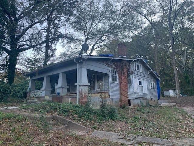 2935 Browns Mill Road SE, Atlanta, GA 30354 (MLS #6899645) :: North Atlanta Home Team