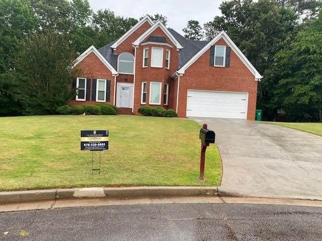 3964 Rolling Shoals Point, Ellenwood, GA 30294 (MLS #6900395) :: North Atlanta Home Team