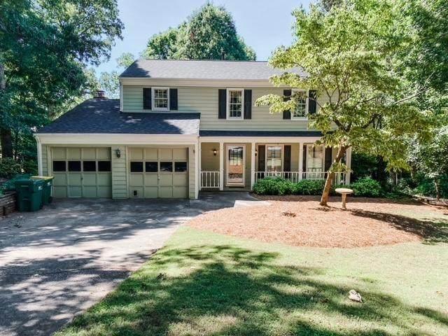 6148 Mountcreek Court, Peachtree Corners, GA 30092 (MLS #6900819) :: North Atlanta Home Team