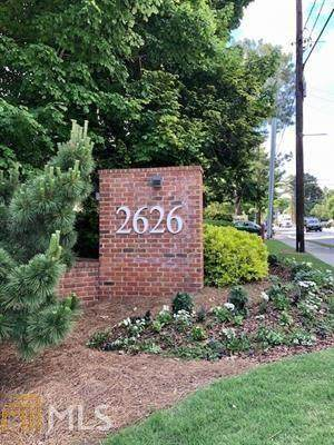 2626 Peachtree Road NW #401, Atlanta, GA 30305 (MLS #6900972) :: RE/MAX Prestige