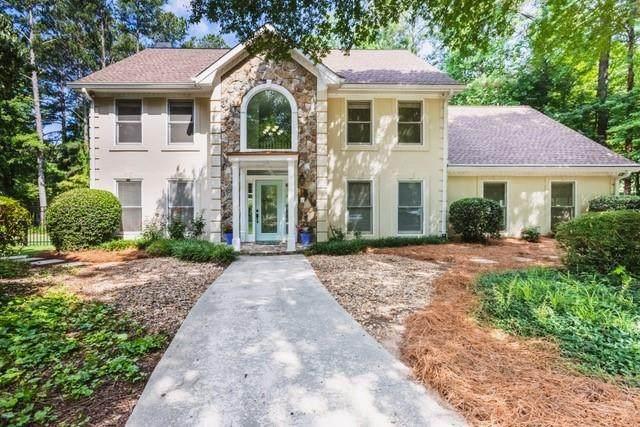 40 Springwater Chase, Newnan, GA 30265 (MLS #6901048) :: North Atlanta Home Team