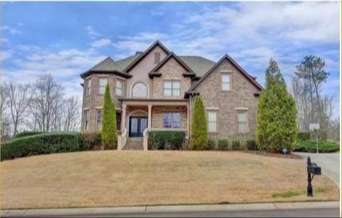 5745 Meadow Park Court, Jefferson, GA 30549 (MLS #6901500) :: Kennesaw Life Real Estate
