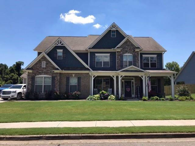 7 Melhana Drive SE, Cartersville, GA 30120 (MLS #6901644) :: The Justin Landis Group