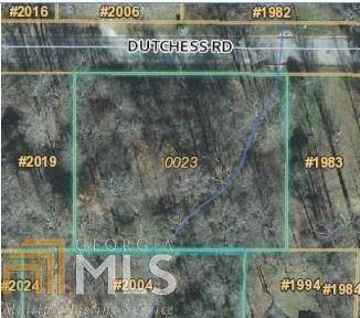 0 Dutchess Road, Lithia Springs, GA 30122 (MLS #6901651) :: Rock River Realty