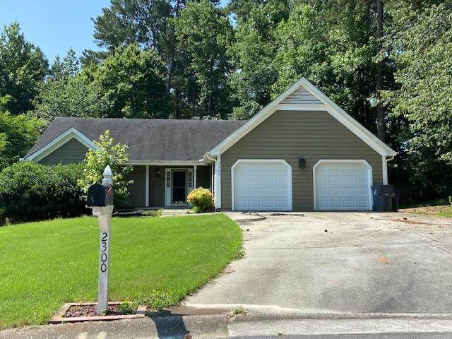 2300 Duck Hollow Court, Lawrenceville, GA 30044 (MLS #6901682) :: Dillard and Company Realty Group