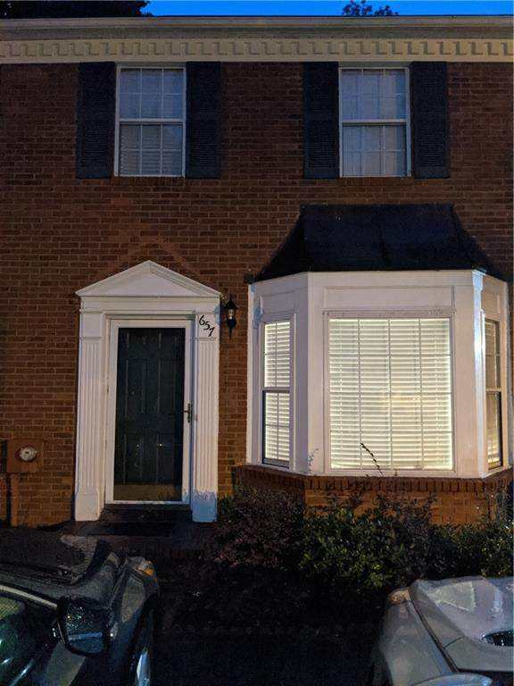 657 Anderson Walk, Marietta, GA 30062 (MLS #6901801) :: North Atlanta Home Team