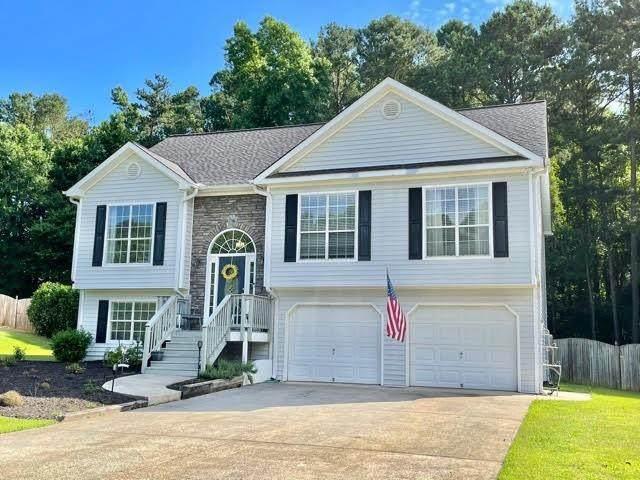 824 Oxford Drive, Canton, GA 30115 (MLS #6901913) :: Path & Post Real Estate