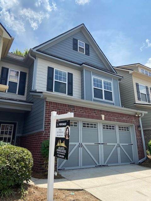 1499 Dolcetto Trace NW #2, Kennesaw, GA 30152 (MLS #6901928) :: Path & Post Real Estate