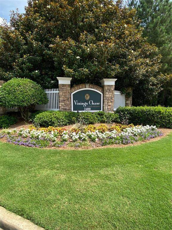 2400 SE Cumberland Parkway SE #314, Atlanta, GA 30339 (MLS #6901930) :: Rock River Realty