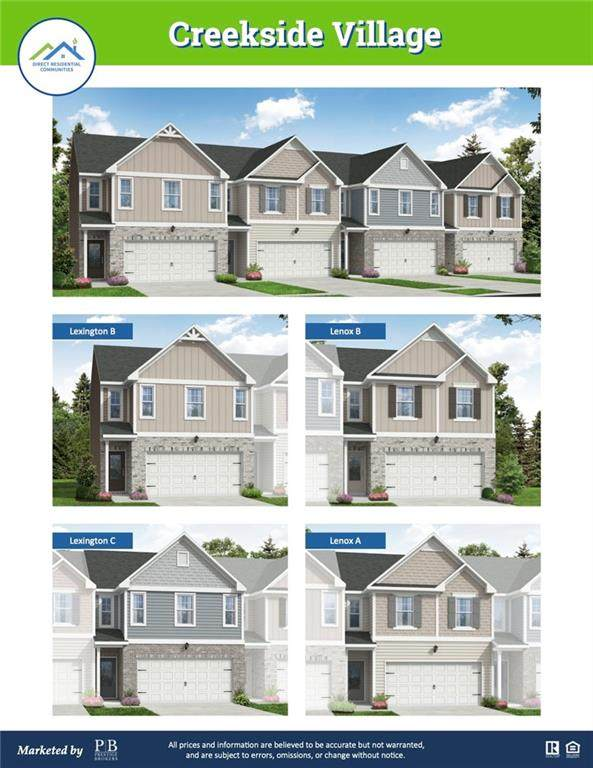 7512 Knoll Hollow Road, Lithonia, GA 30058 (MLS #6902043) :: Path & Post Real Estate